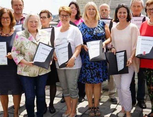 Der Soziale Hilfsdienst ist aktiv – August 2018